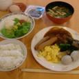 NO.07 朝食ビュッフェ